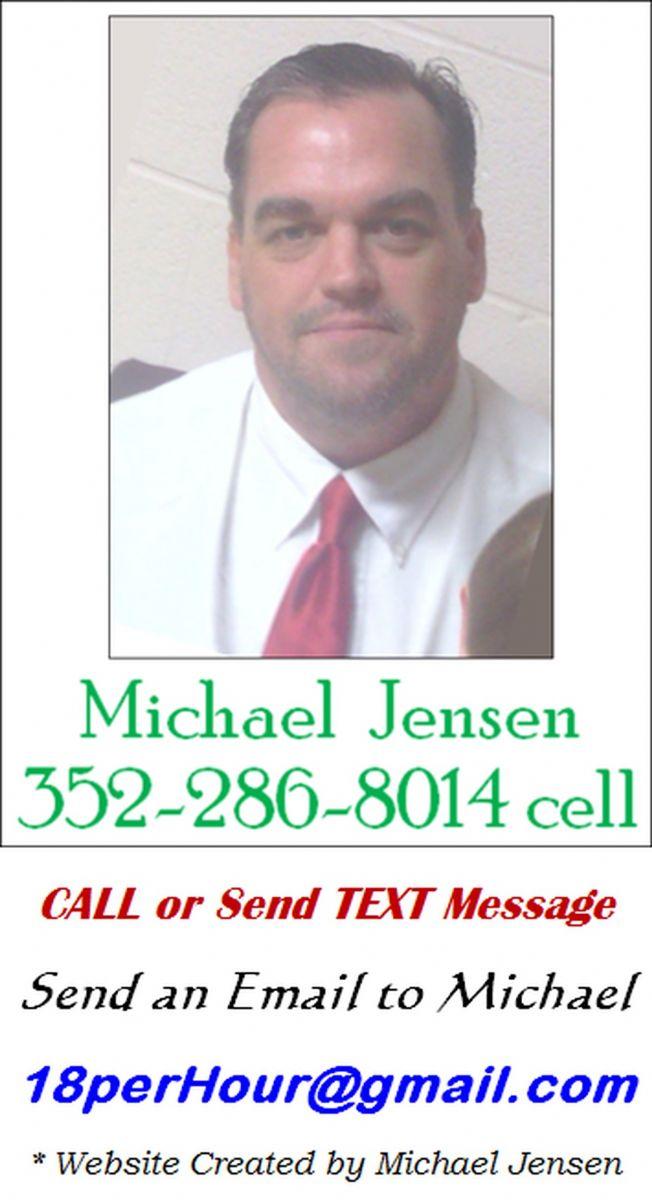 About Michael Jensen
